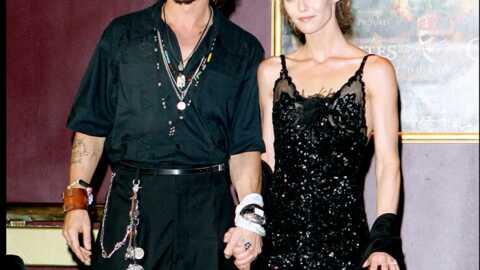 Johnny Depp Tu prendras bien une vigne, chérie?