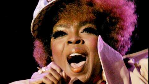 Lauryn Hill La chanteuse pète les plombs