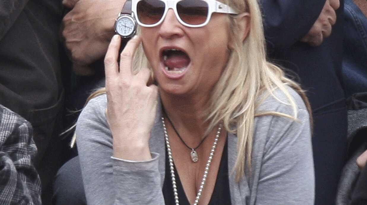 EXCLU: mariage Denis/Domenech, une blague de Christine Bravo