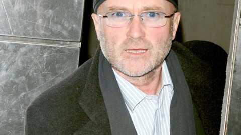 Phil Collins Il arrête tout