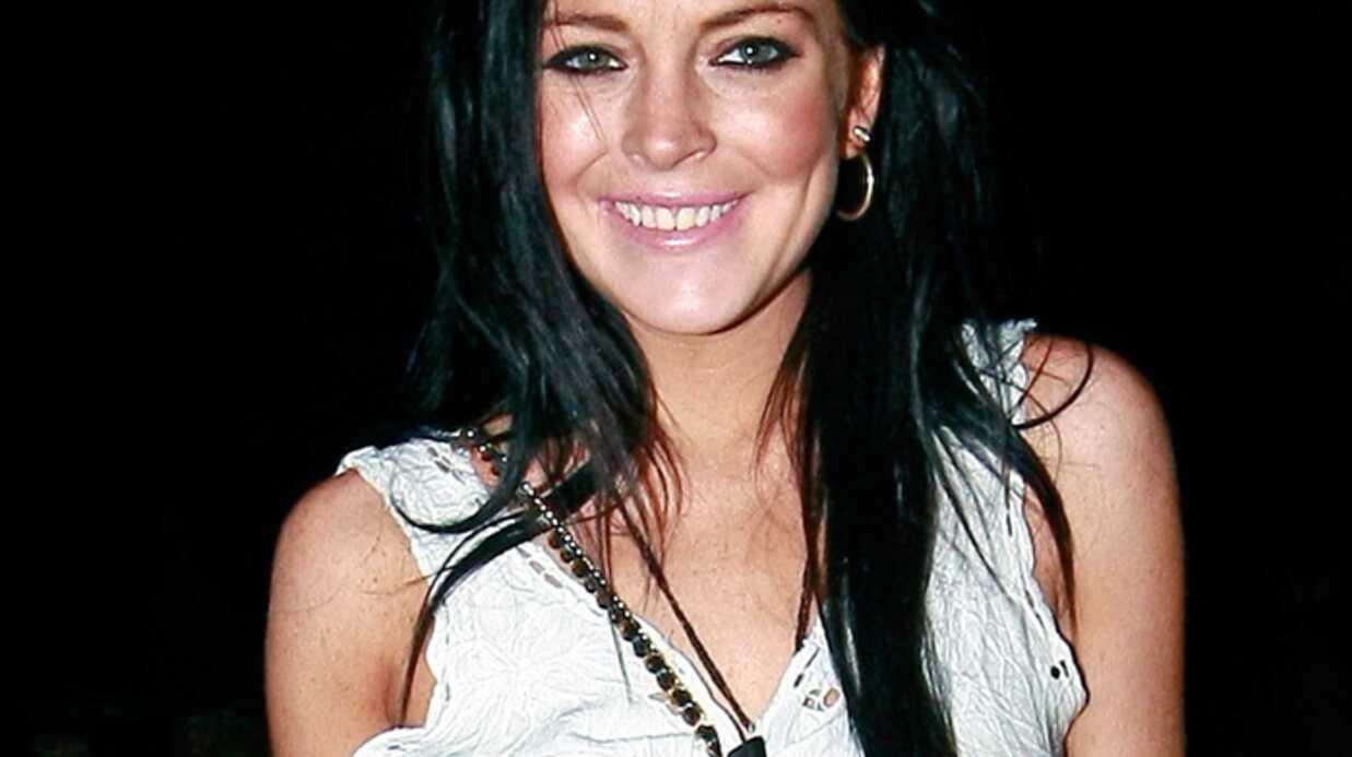Lindsay Lohan: virée de son film, elle se remet à la chanson