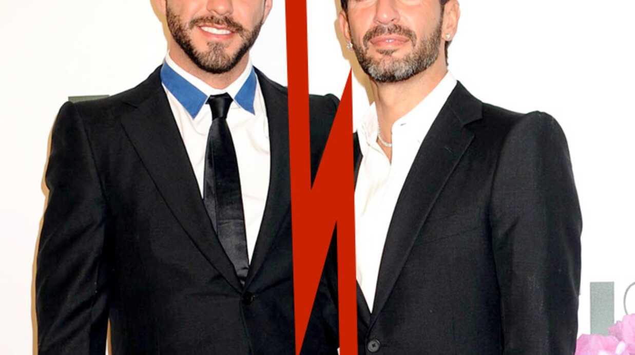 Marc Jacobs et Lorenzo Martone: problèmes de couple