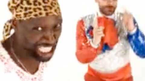 VIDEO Le clip Bleu Blanc Rouge d'Omar et Fred