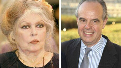 Brigitte Bardot: sa virulente lettre à Frédéric Mitterrand