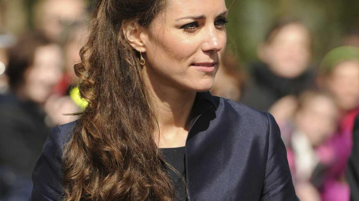Kate Middleton insultée par un garde royal