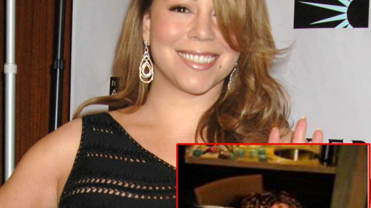 PHOTO Mariah Carey : son dessin fait un bide
