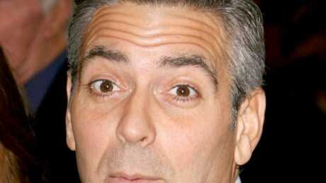 George Clooney Malade et paralysé