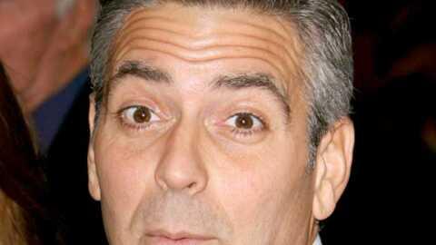 George Clooney Zorro de sa dame