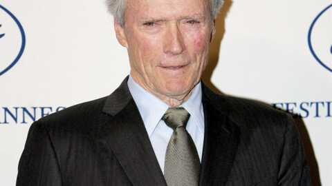 Clint Eastwood a reçu une Palme d'or à Paris