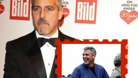 George Clooney: les images de son retour dans Urgences