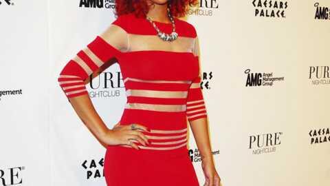 Rihanna: liaison lesbienne?