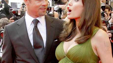 Angelina Jolie & Brad Pitt Le coeur en Irak