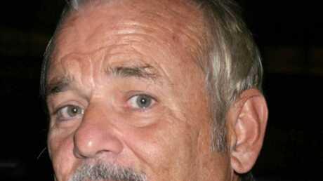 Bill Murray Plumé par sa femme