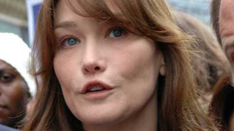 Carla Bruni Aux manettes du « Grand Journal »
