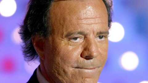 Julio Iglesias Grosse fatigue