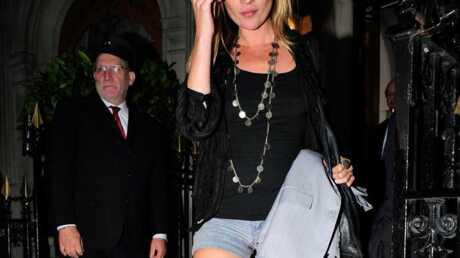 Kate Moss Détendue!