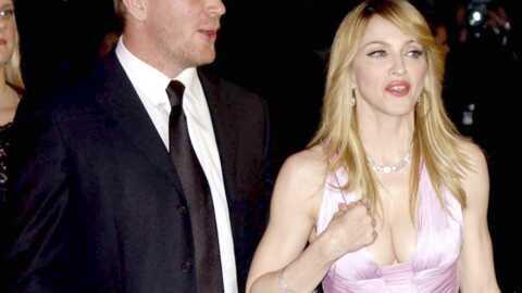 Madonna & Guy Ritchie La séparation se précise