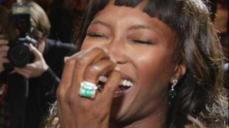 Naomi Campbell Exclue par Nelson Mandela