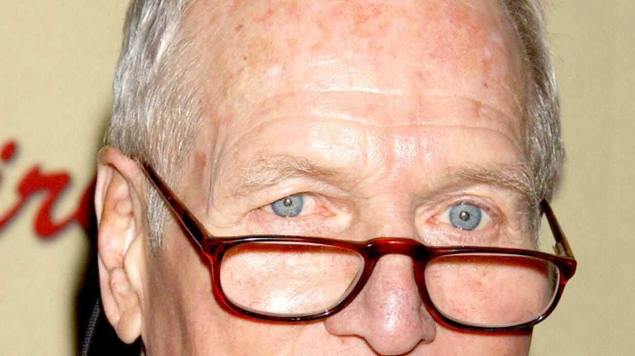 Paul Newman Gravement malade