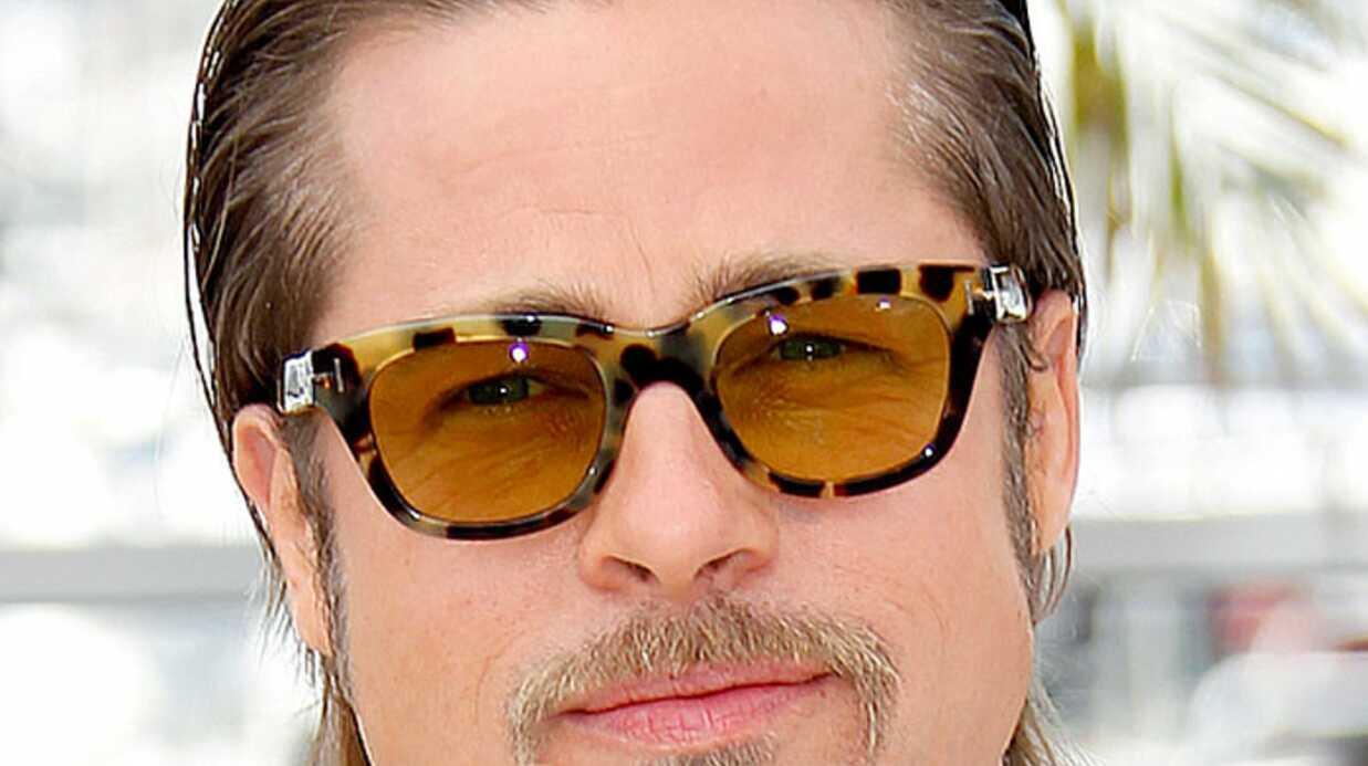 Brad Pitt avoue ne pas être toujours un bon père