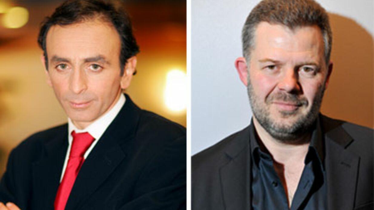 Eric Naulleau et Eric Zemmour ensemble sur Paris Première
