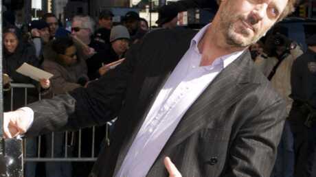 Dr House: gros succès pour le roman d'Hugh Laurie