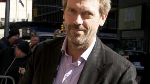 Hugh Laurie: meilleures ventes avec le roman du Dr House