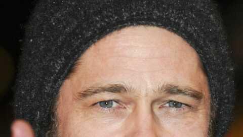 Brad Pitt: un look grunge par ennui
