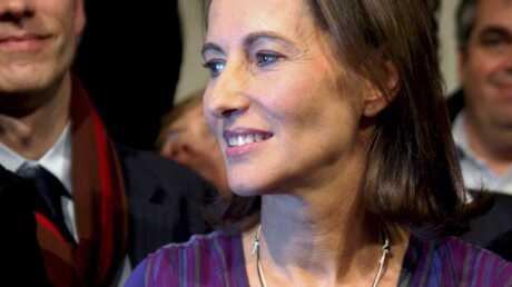 Ségolène Royal: au ciné pour se changer les idées