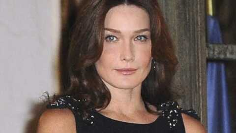 La boîte à question de Carla Bruni