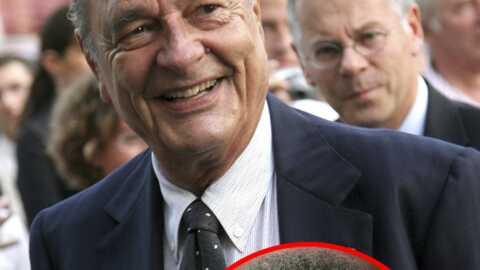Jacques Chirac: chez Michel Drucker en famille
