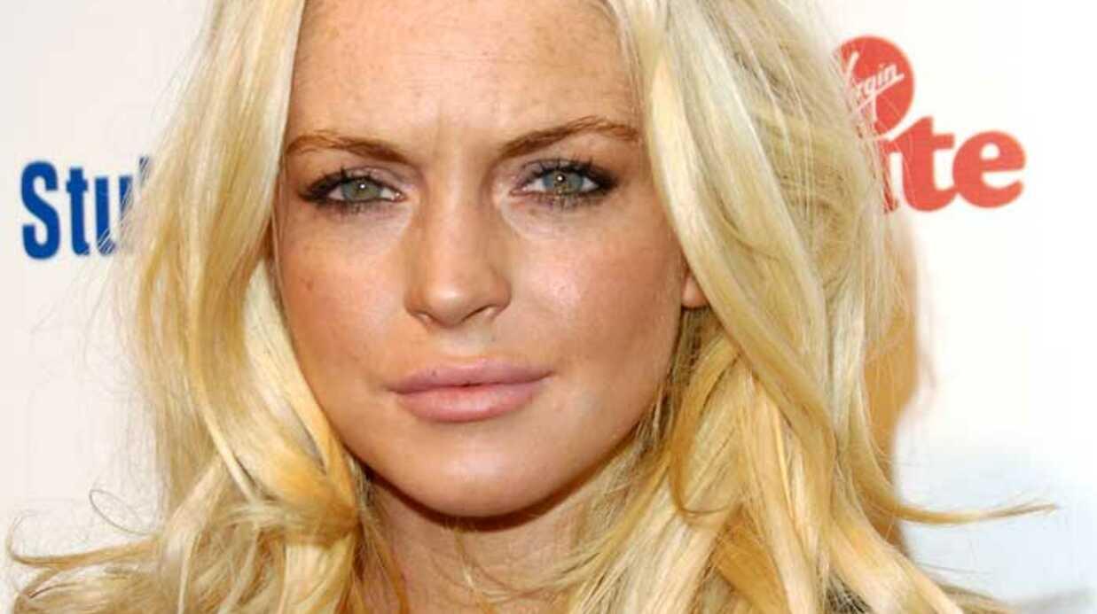 Lindsay Lohan: thanksgiving en famille