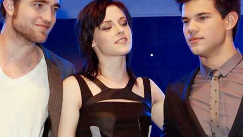 Twilight: Robert et Kristen remercient leurs fans