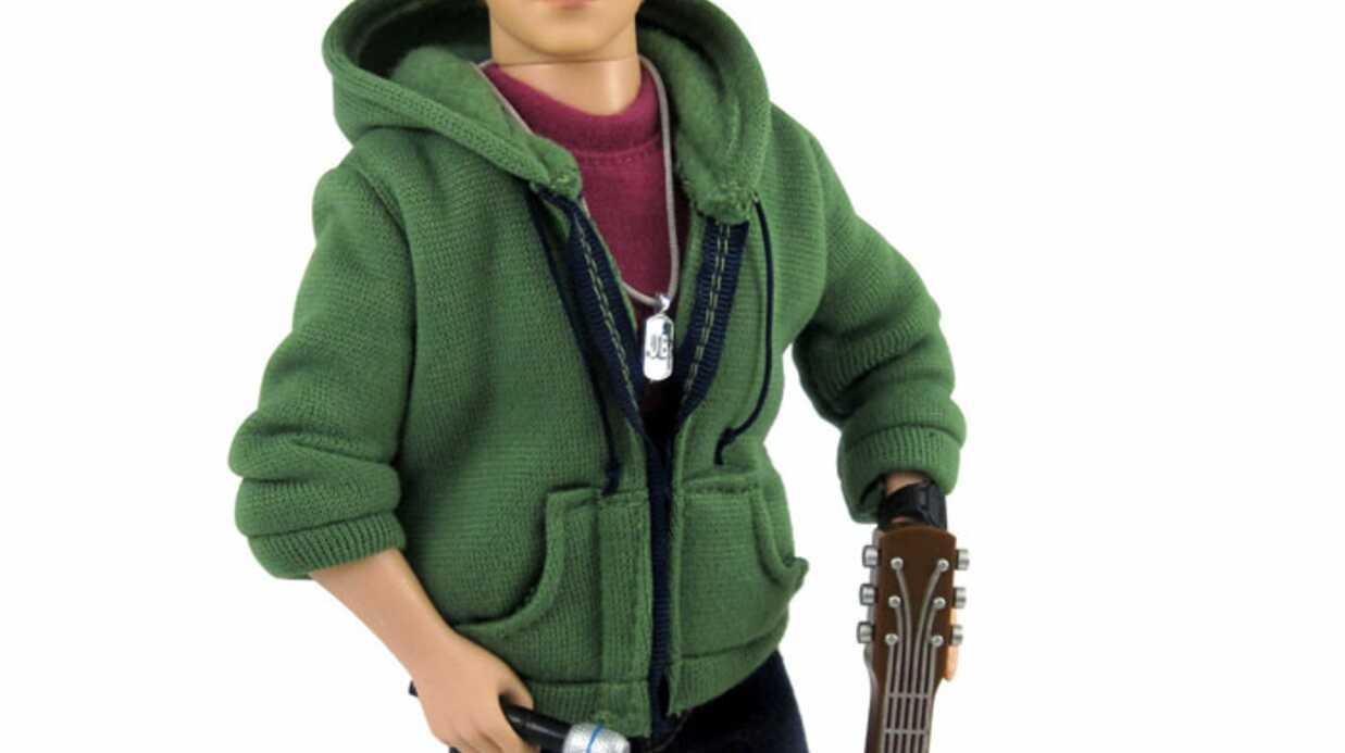 Découvrez la poupée Justin Bieber
