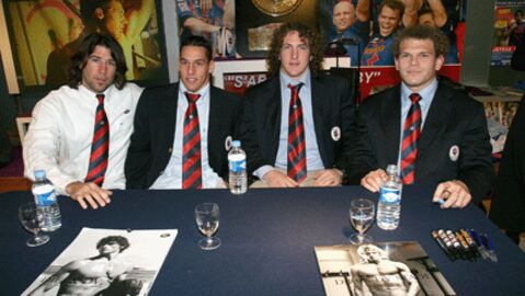 Dieux du stade: les rugbymen castés pour leur physique?