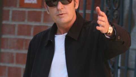 Charlie Sheen: ivre mort, il a été hospitalisé