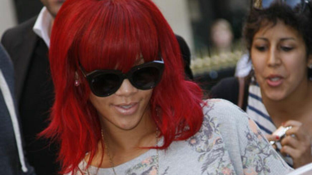 Rihanna absente du mariage de Katy Perry