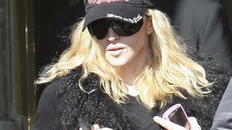 Madonna: les douaniers lui ont confisqué toutes ses serviettes