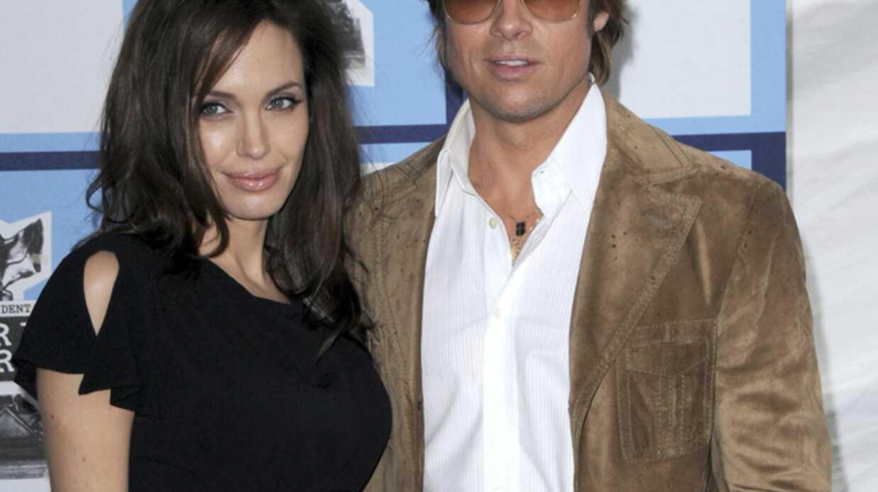 Pas d'allocations familiales pour la famille Jolie-Pitt
