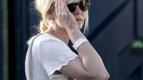 Kirsten Dunst: encore dans l'alcool