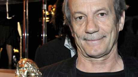 Patrick Chesnais dédie son Molière à son fils décédé