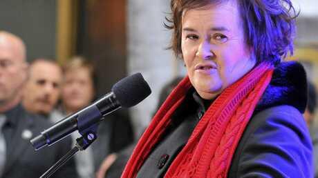 Susan Boyle pourrait chanter devant le pape Benoît XVI
