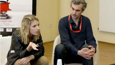 VIDEO Mélanie Laurent clashe Internet et les journalistes