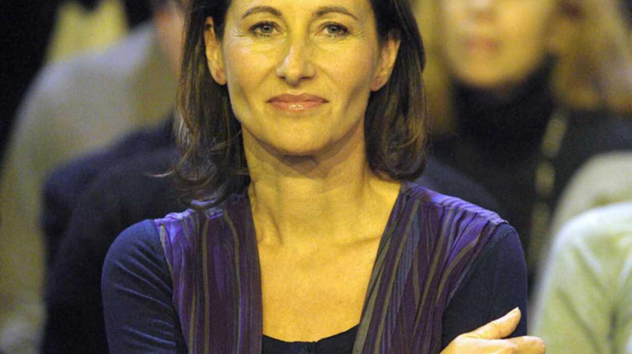 Ségolène Royal avec Ruquier dans On n'est pas couché le 7 mars