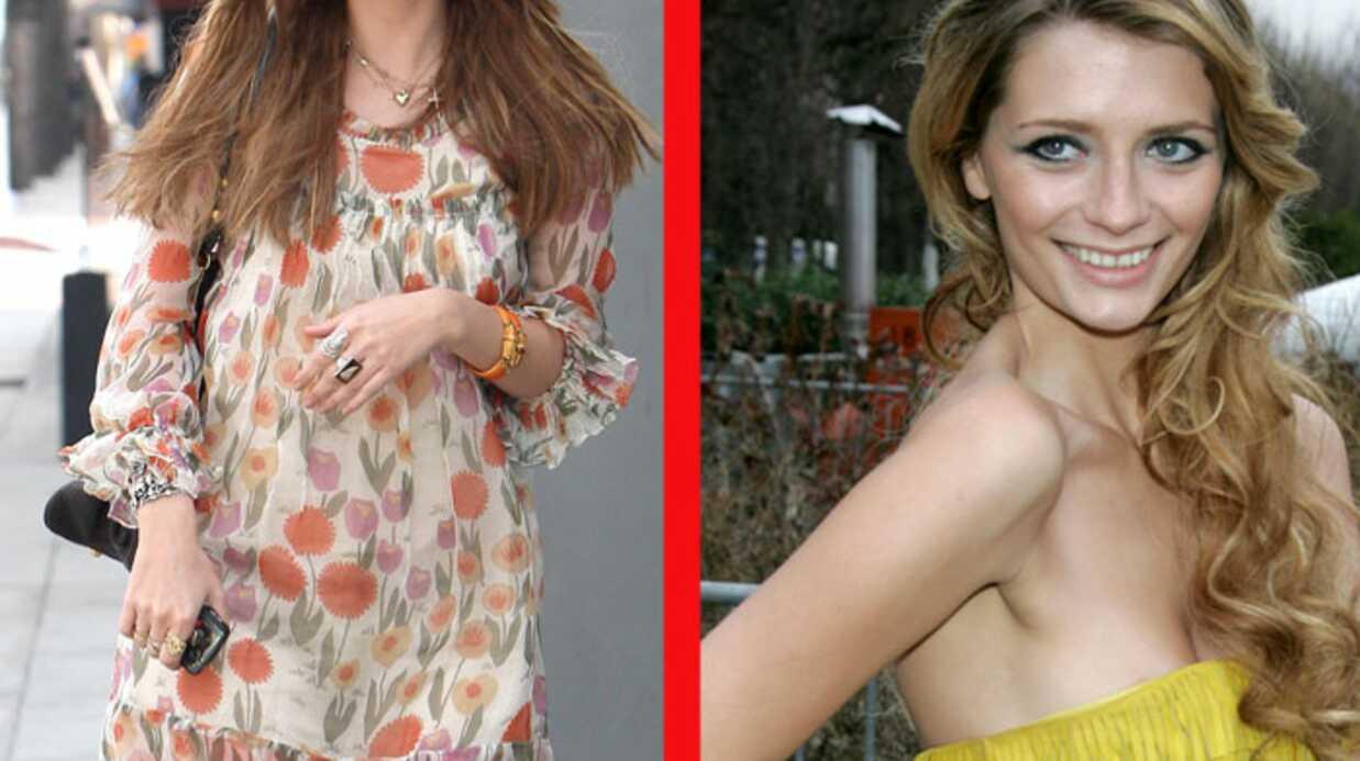 LOOK Mischa Barton, anorexique?