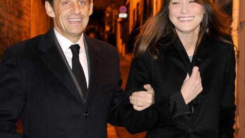 Carla Bruni-Sarkozy: son cadeau pour Nicolas Sarkozy