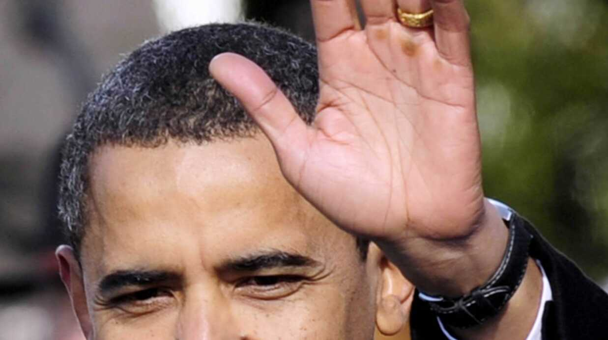 Barack Obama a téléphoné à Nicolas Sarkozy