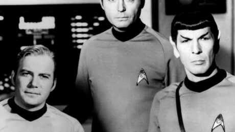 Star Trek: les cendres du créateur dispersées dans l'espace