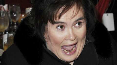 Susan Boyle: un intrus a pénétré chez elle