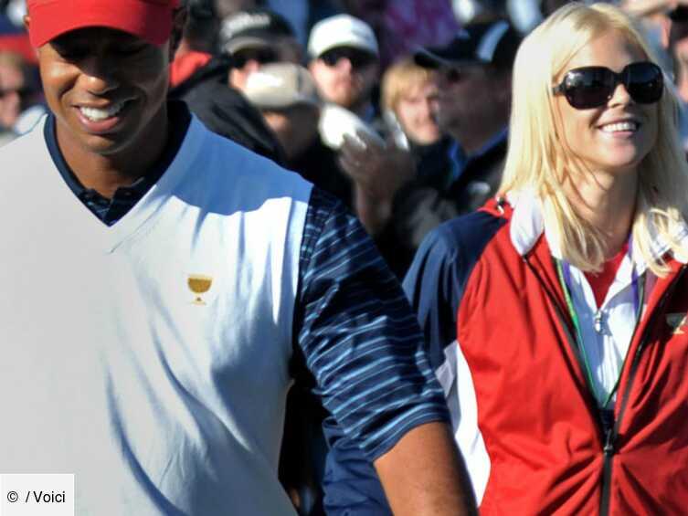 Tiger Woods : son épouse ne veut plus divorcer - Voici
